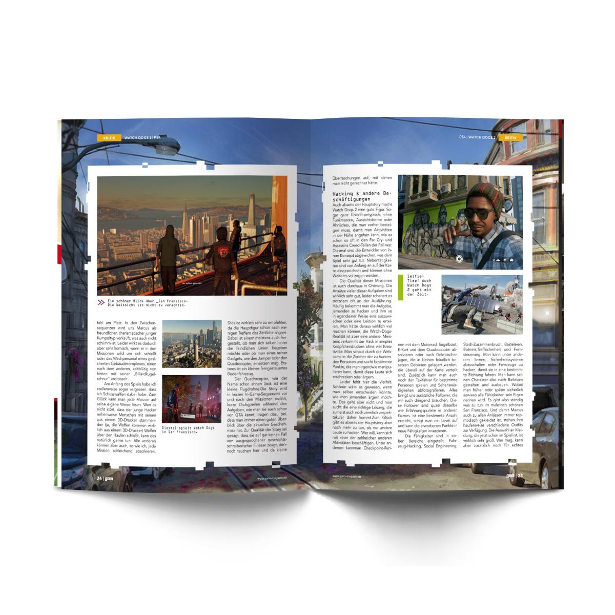 1 innen - GAIN Magazin #1