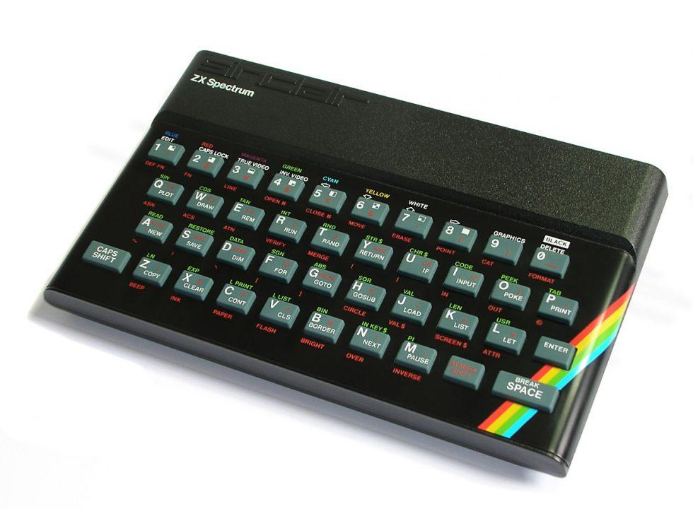 auf Sinclairs Heimcomputer brachte sich Dylan ab 1982 das Programmieren selbst bei.