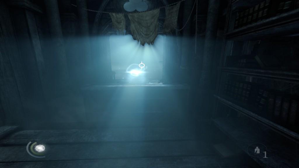 Die Licht- und Schatteneffekte der düsteren Stadt sind mithilfe der Unreal-Engine schön umgesetzt