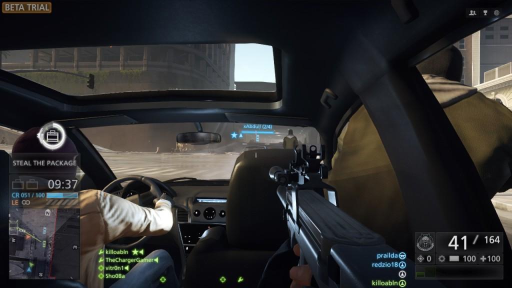Battlefield Hardline - Los, Los , Los