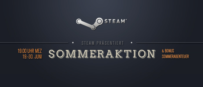 steam - Steam: Sommeraktion eröffnet