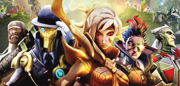 battleborn - BattleBorn: Neuer Titel von Gearbox angekündigt