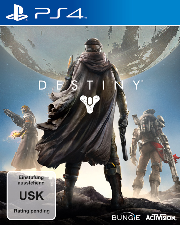 Destiny Cover - PS4
