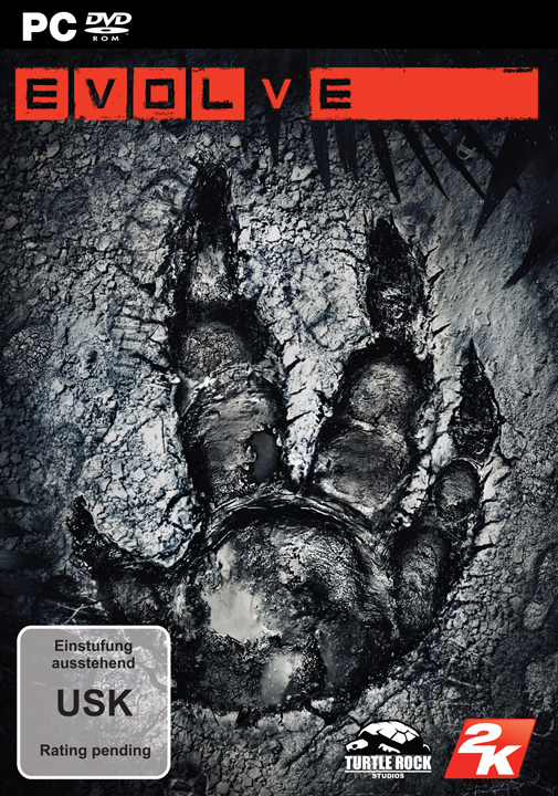 Evolve Packshot PC