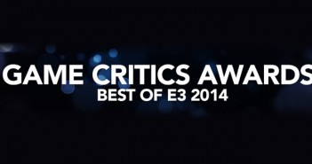 game critics awards 351x185 - Game Critics Awards: Die besten Spiele der E3 2014