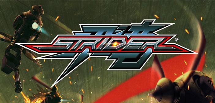 strider - Strider - Screenshots