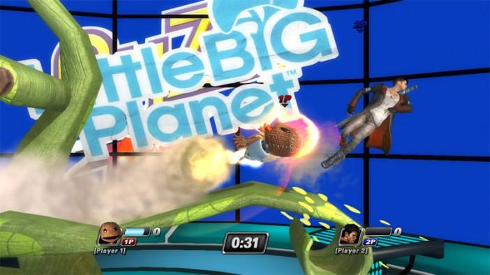 PlayStation Allstars Battle Royale © Sony