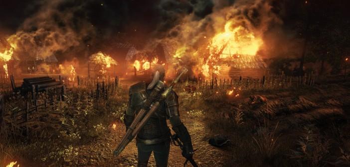 The Witcher 3 Wild Hunt Burning Village 1402422236 702x336 - The Witcher 3: Wild Hunt - 16 kostenlose DLC für alle Spieler angekündigt