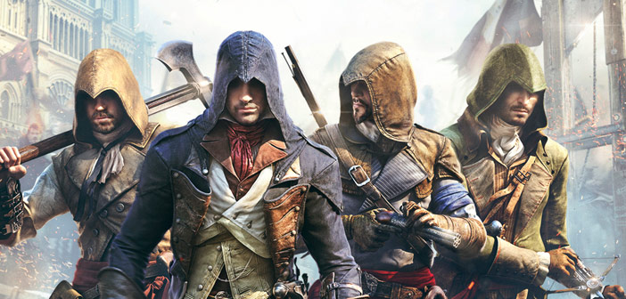 assassins creed unity - Story Trailer zu Assassin's Creed Unity veröffentlicht