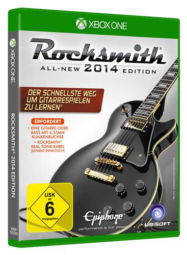 Rocksmith 2014 Edition
