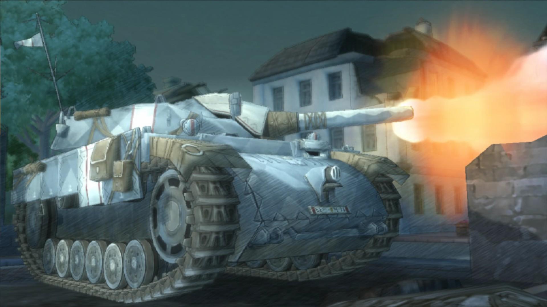 Der Edelweiss Superpanzer