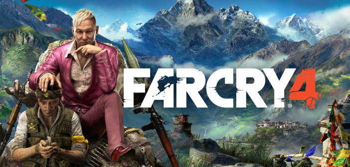 FarCry 4 titel - Far Cry 4 - Review (PC)