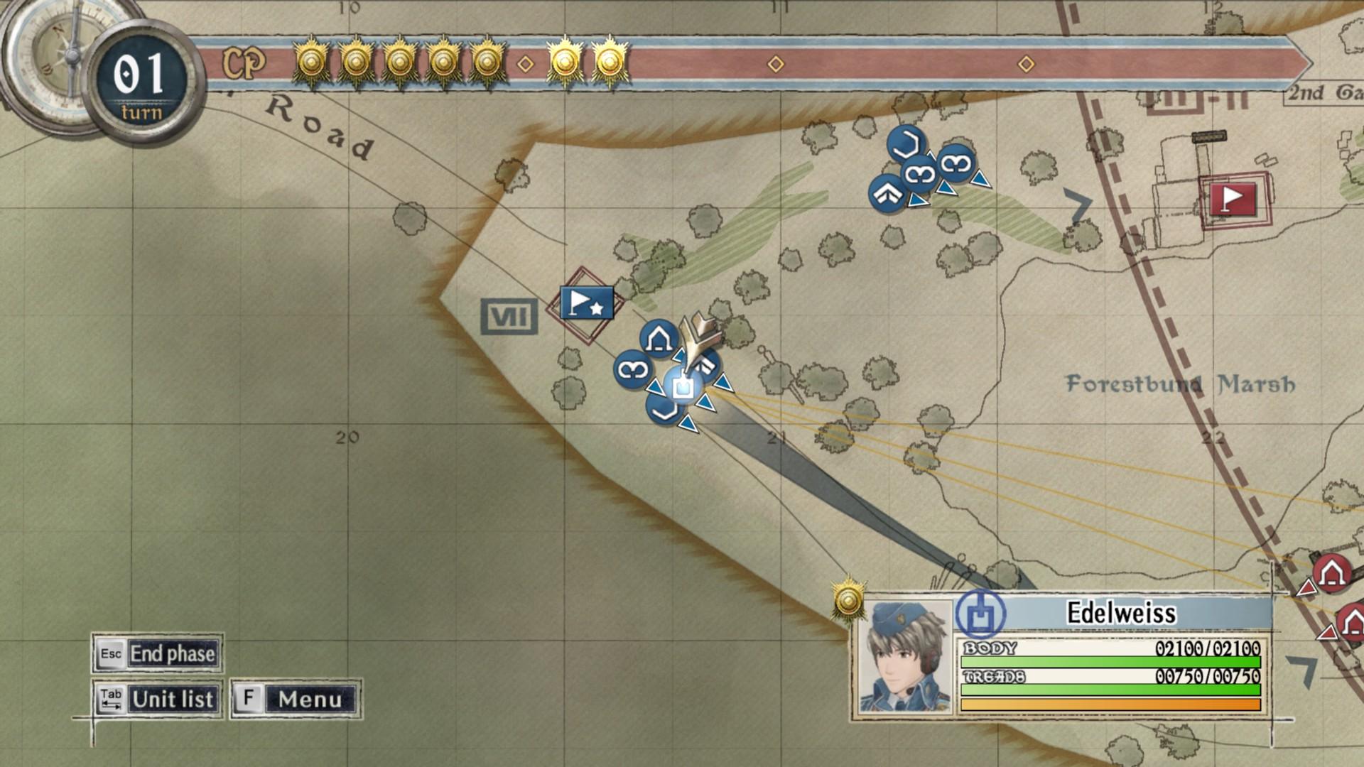 Strategiekarte