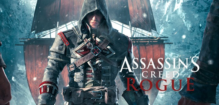 acrogue titel 702x336 - Assassin's Creed Rogue - Review (PS3)