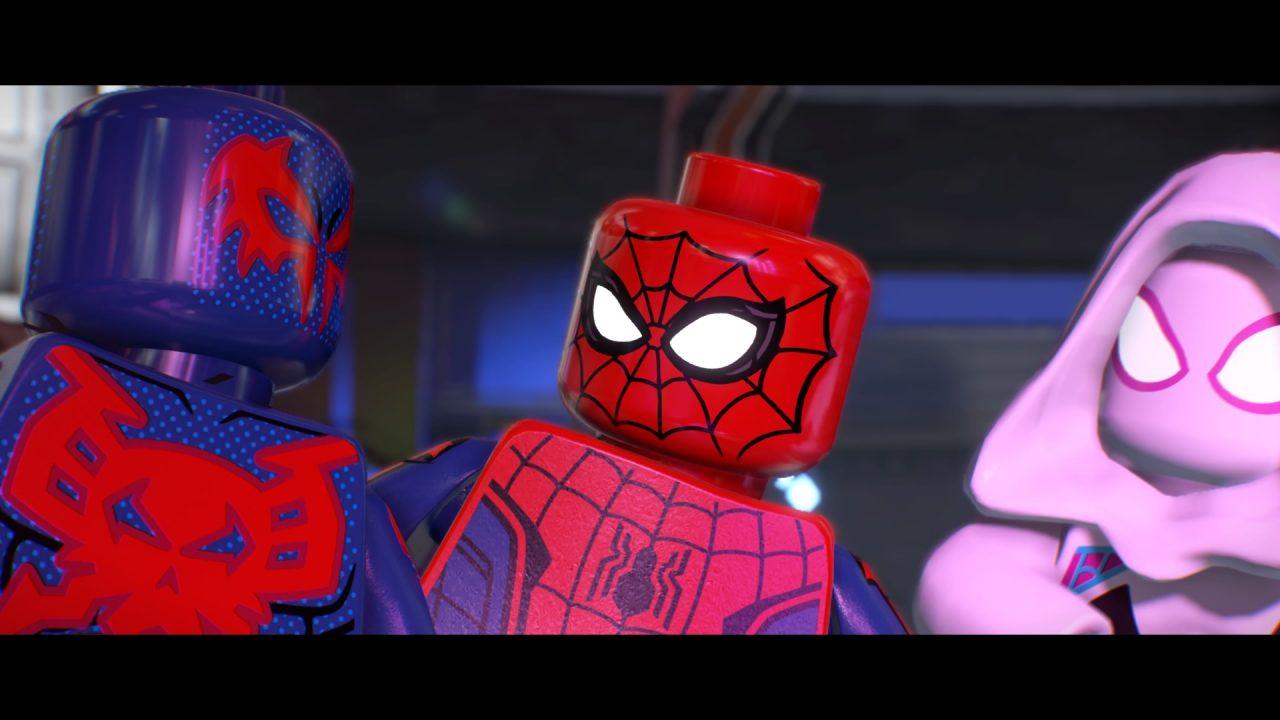"""""""Dich kenn ich!?"""" Spiderman begegnet seiner Version aus der Zukunft."""