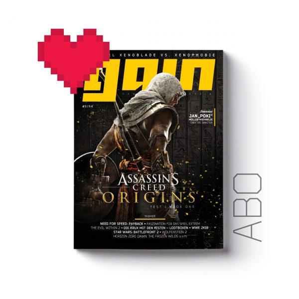 Abo Förderausgabe 600x600 - GAIN Magazin Förder-Abo