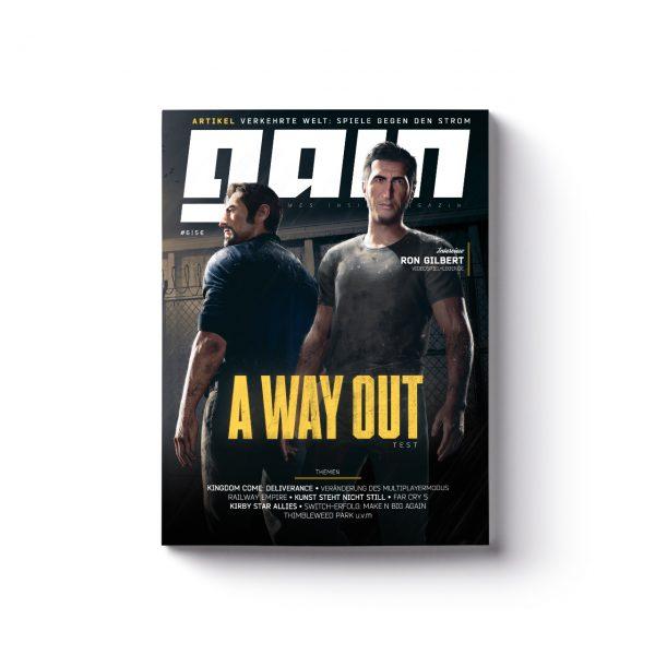 Ausgabe 6 600x600 - GAIN Magazin #6