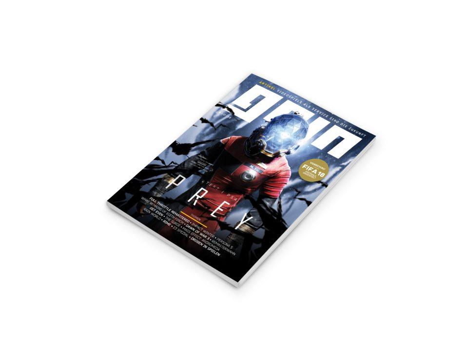 GAIN #3 - Titelblatt
