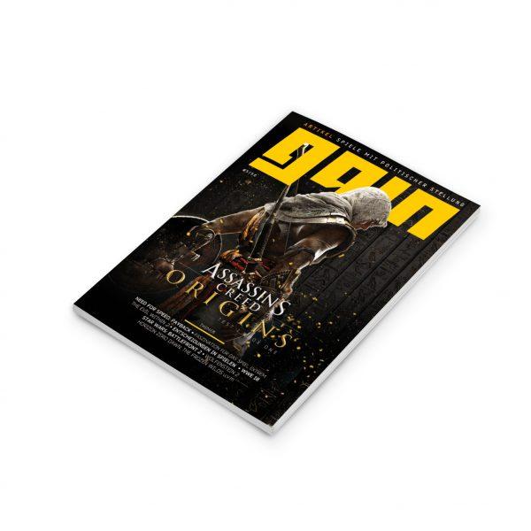 Ausgabe5 600x600 - GAIN Magazin #5