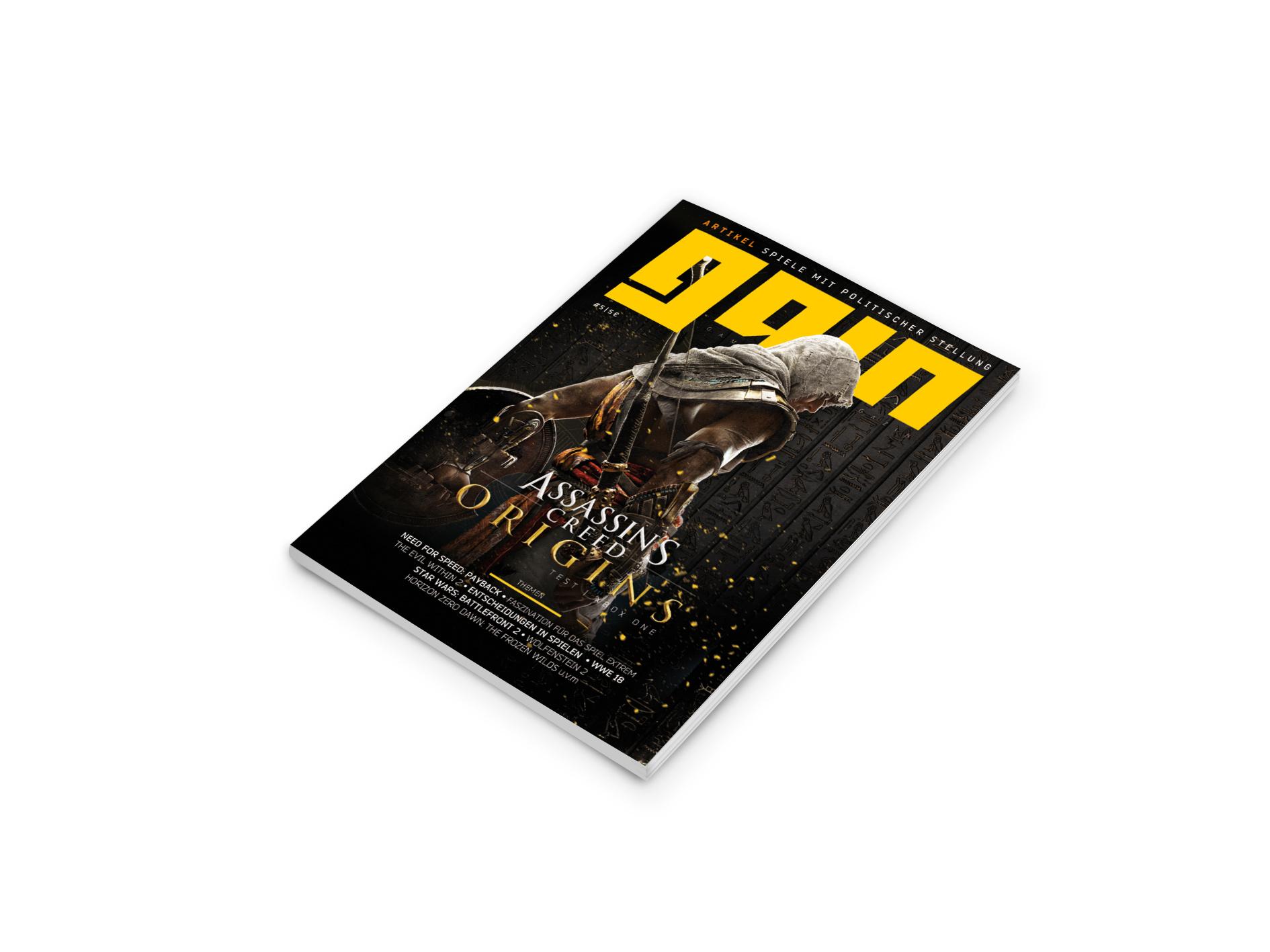 Ausgabe5 - Ausgaben