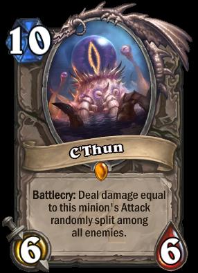 CThun31110 - C'Thun(31110)