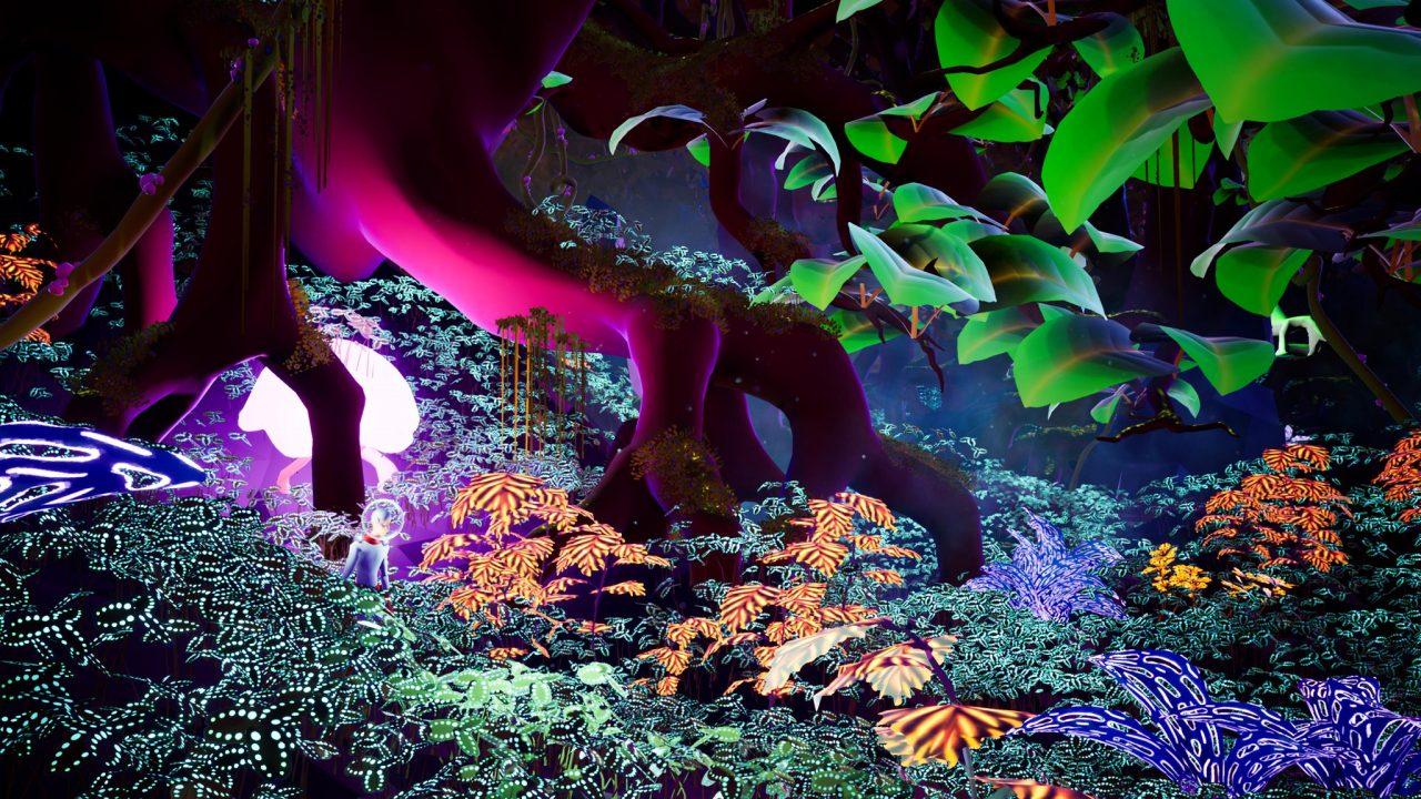 Der Dschungel überwältigt sprichwörtlich Eure Sinne.