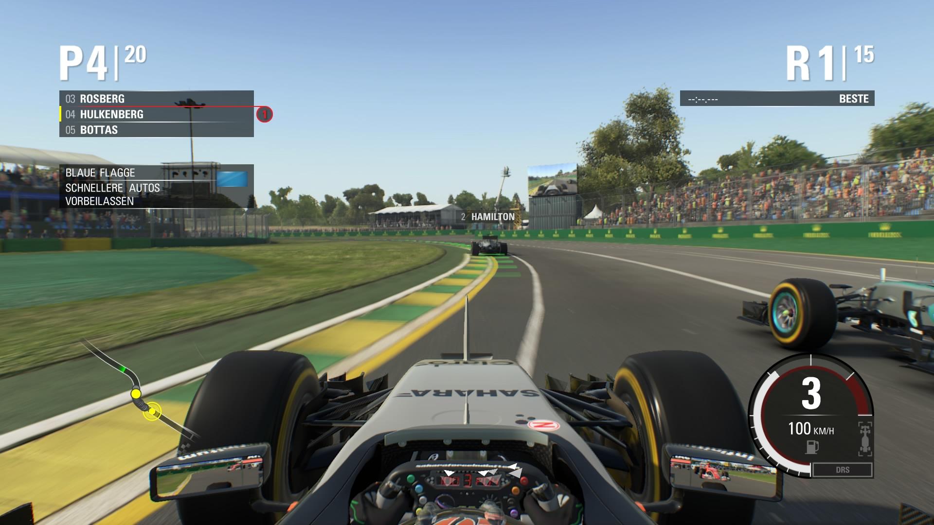 F1 2015 konnte die Erwartungen der Spieler nicht erfüllen