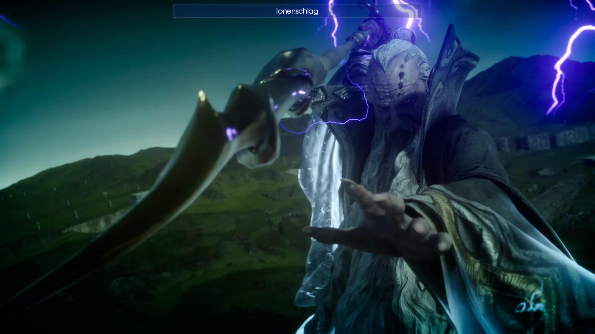 Final Fantasy 15 Königswaffen Karte.Final Fantasy Xv Review Ps4 Gain Magazin