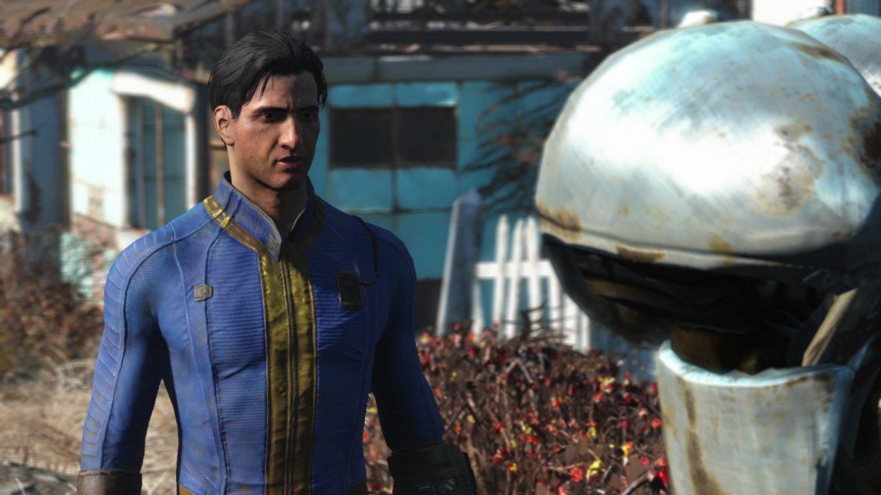 Mit Robotern plauschen, Siedlungen bauen und bevölkern, Loot sammeln und und und. Die eigentliche Hauptstory in Fallout 4 über den entführten Sohn geht in den Weiten des Gameplays und der Spielewelt völlig unter.