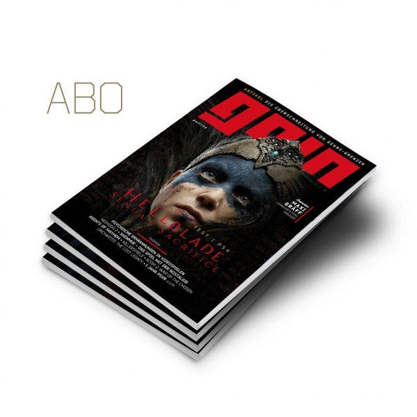 GAIN Magazin Abo 1 1 600x600 - GAIN Magazin Abo