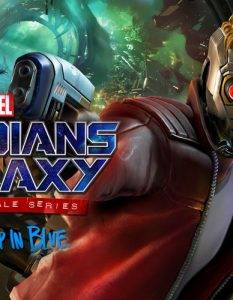 GOTG Titel 233x300 - Guardians of the Galaxy: The Telltale Series - Episode 1 - Test (PS4)