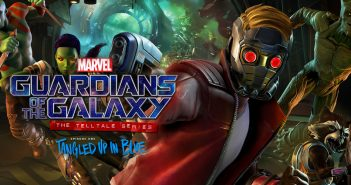 GOTG Titel 351x185 - Guardians of the Galaxy: The Telltale Series - Episode 1 - Test (PS4)