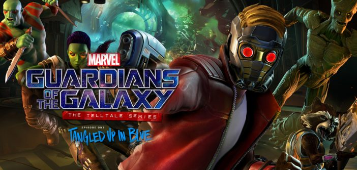 GOTG Titel 702x336 - Guardians of the Galaxy: The Telltale Series - Episode 1 - Test (PS4)