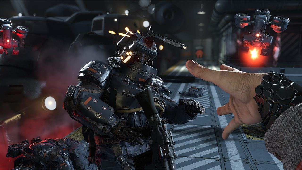 Wolfenstein 2: The New Colossus – Snipers
