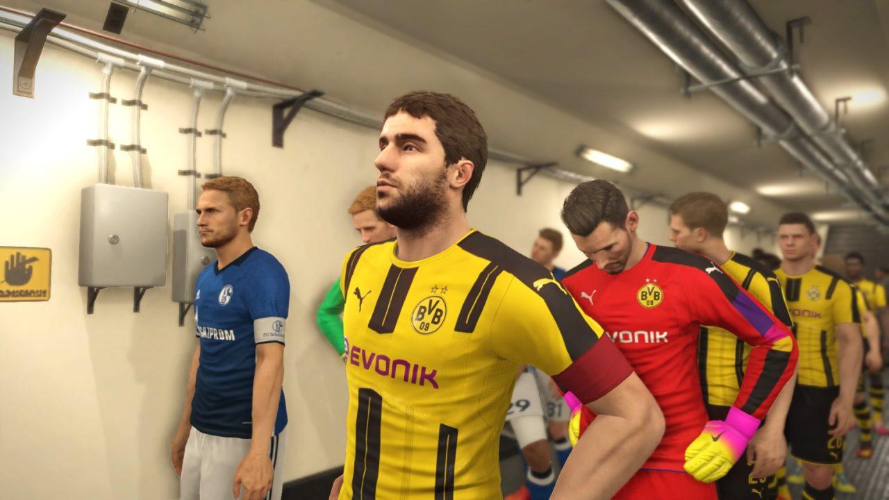 Revierderby - der BVB gegen Schalke
