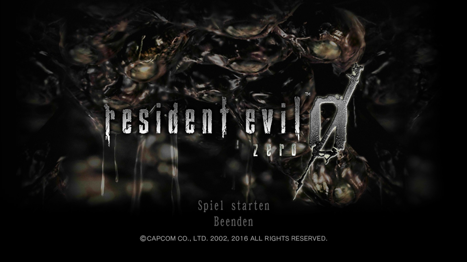RE0 1 - Resident Evil Zero HD Remaster - Review (PC)