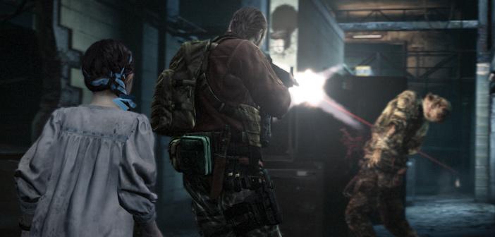 REV2 Video Barry - Resident Evil Revelations 2 - Zweiter Trailer mit Barry Burton