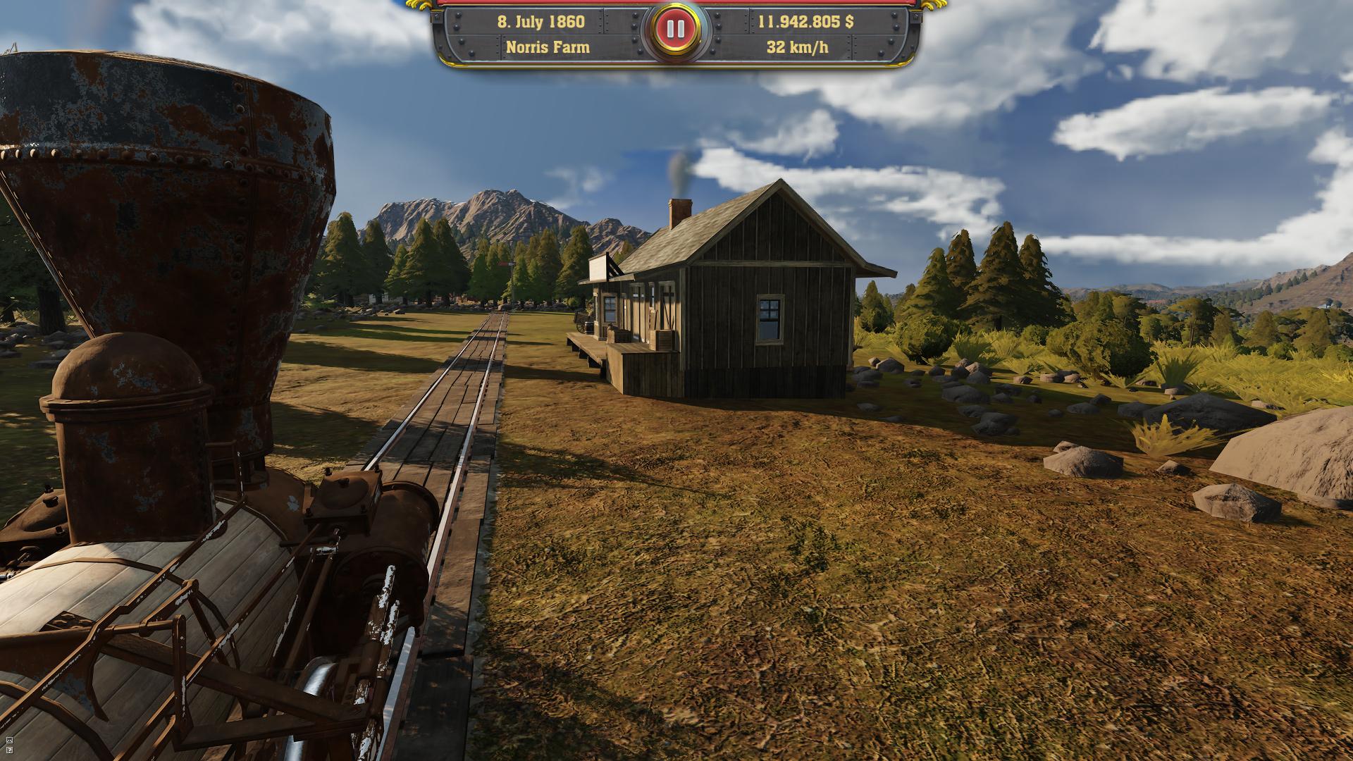 Railway Empire 02 - Railway Empire angekündigt - Tycoon-Simulation-Game