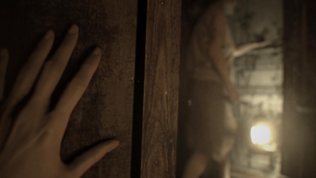 Resident Evil 7 - Hinter jeder Tür könnte was lauern