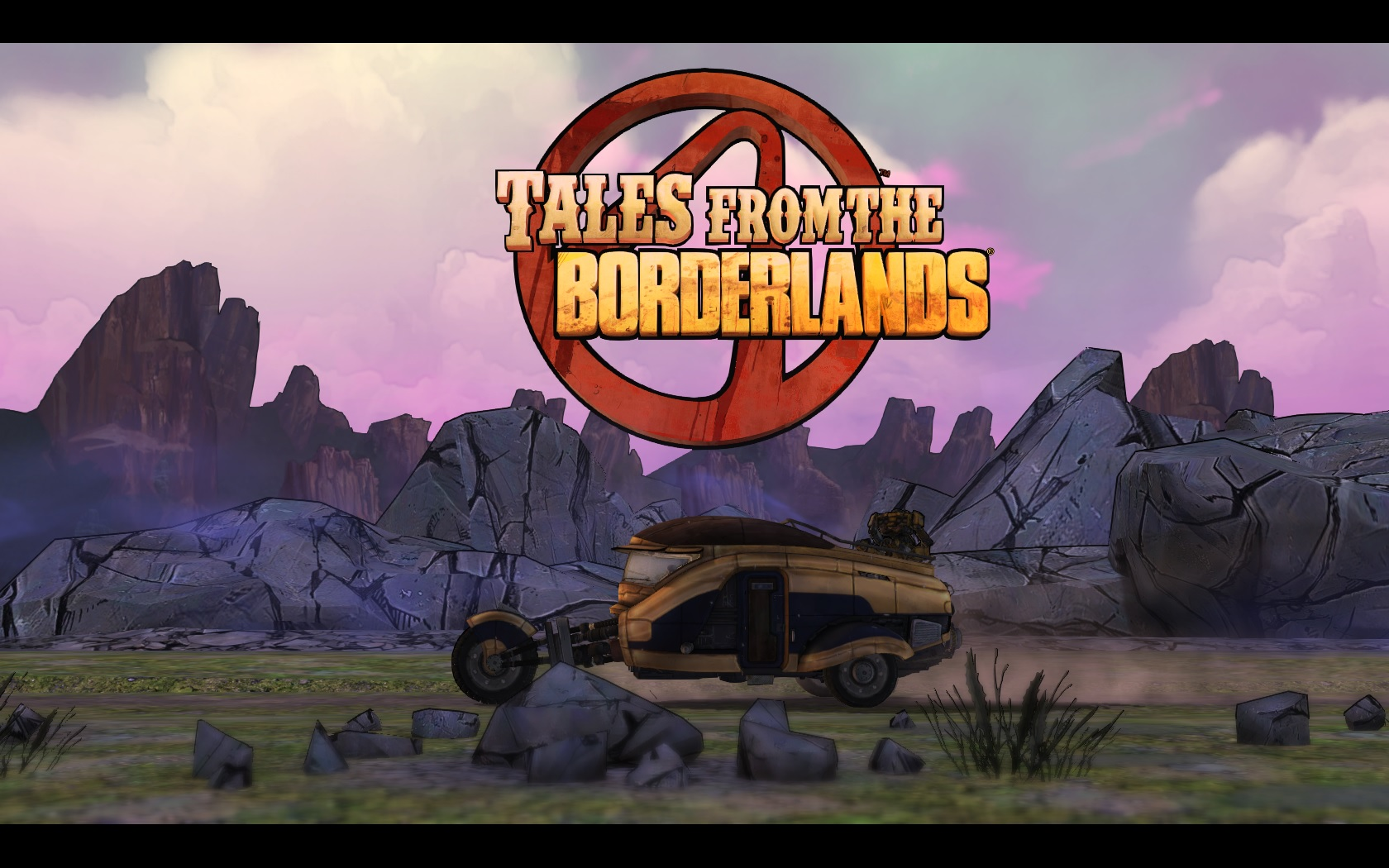 TBorderIntroSection - Tales from the Borderlands - Review (PC)