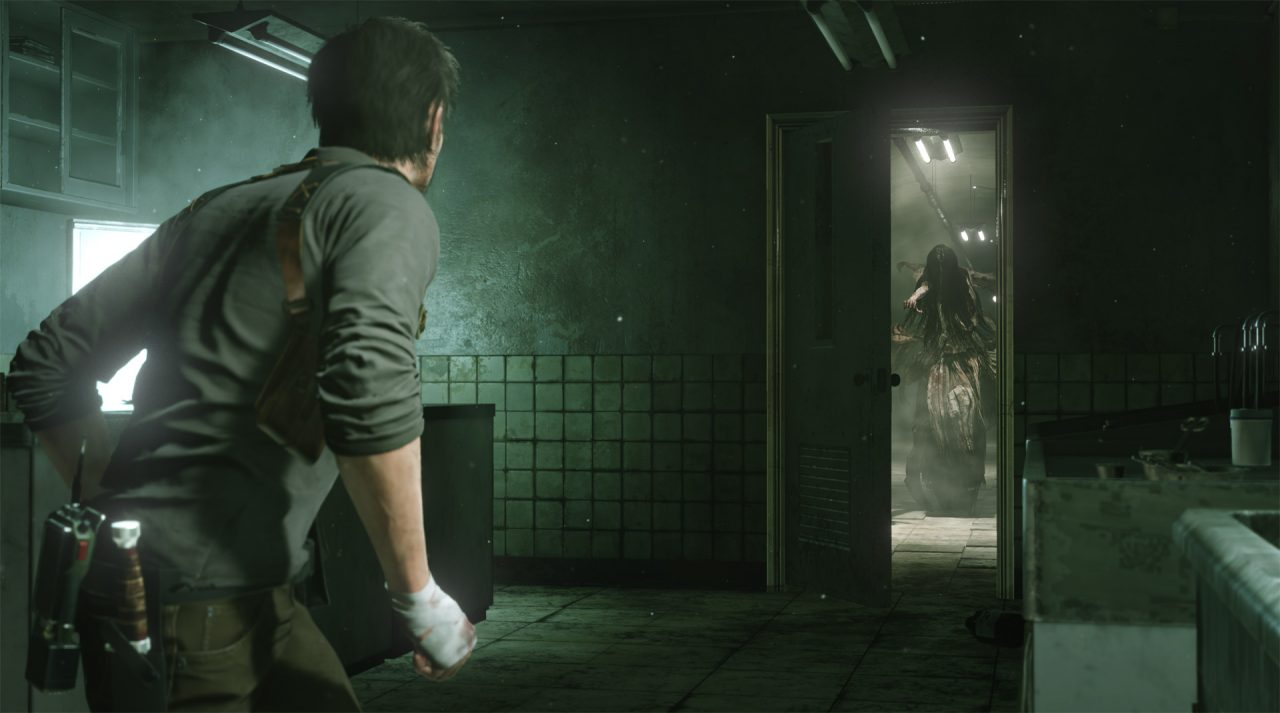 The Evil Within 2 - Monster