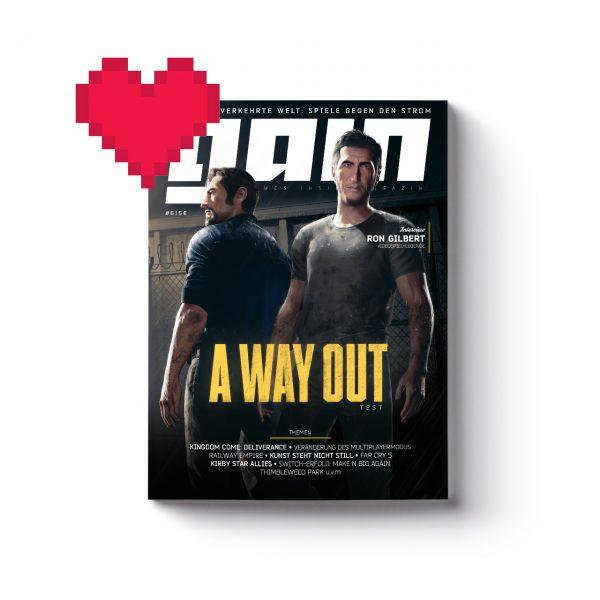 ausgabe6 förderausgabe2 600x600 - GAIN Magazin #6 Förderausgabe