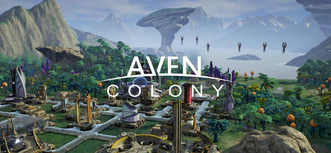 aven colony titel 1078x500 - Aven Colony - Test (PC)