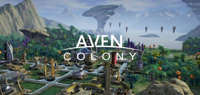 aven colony titel 702x336 - Aven Colony - Test (PC)