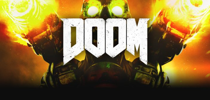 doom title 702x336 - Doom - Review (PC)