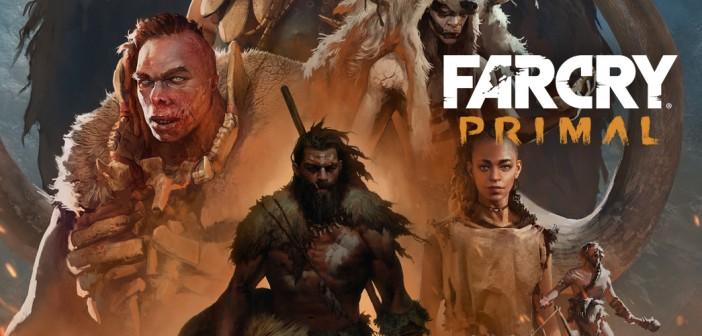 farcry primal titel 702x336 - Far Cry Primal - Review (PS4)