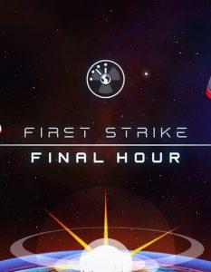 first strike main 233x300 - First Strike: Final Hour - Test (PC)