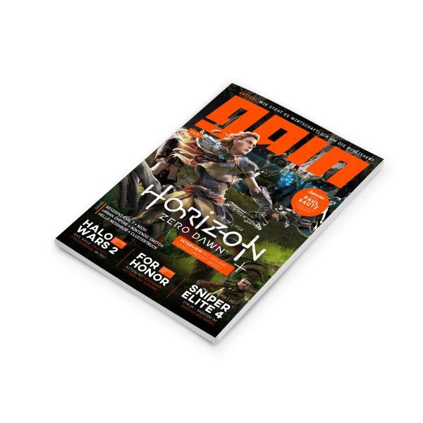 gain mag nr 2 600x600 - GAIN Magazin #2