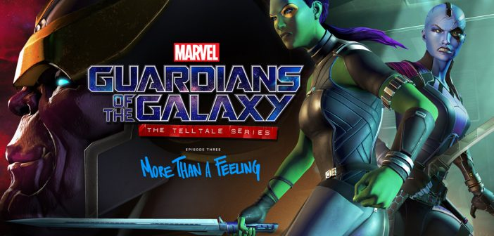 Guardians of the Galaxy: The Telltale Series – Episode 3 – Test (PS4)