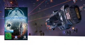homeworld remastered collection 351x185 - Homeworld Remastered Collection: Retail-Fassung angekündigt